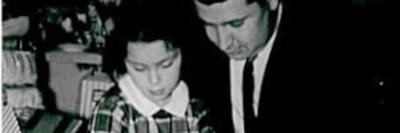 Kathy and Dad Blog