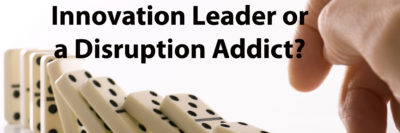 Disruption copy
